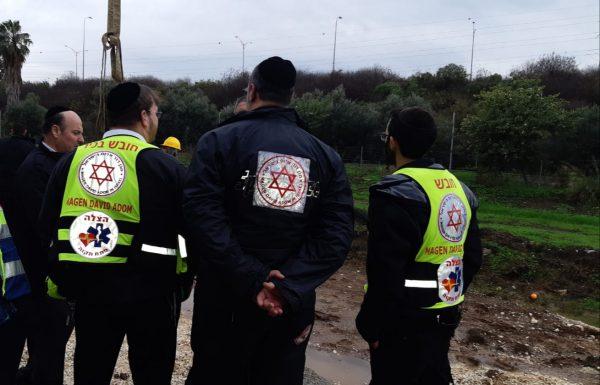 דיווח שווא על אדם שטבע בערוץ הנחל בסמוך לכביש 471 הקפיץ את צוותי ההצלה והמשטרה.